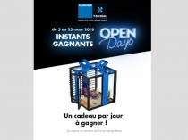 "Technal lance les ""Open Days"""