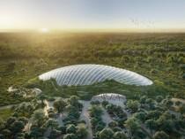 La plus grande serre tropicale du monde sera ...