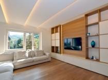 Des plafonds lumineux pour un appartement tout en ...