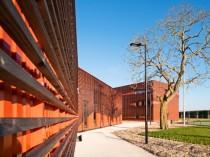 Le CFA-BTP de Poitou-Charentes, bâtiment ...