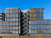 Inauguration du plus haut immeuble de bureaux en ...