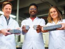 La bio-brique à base d'urine, une idée en or