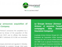 "Assurance en LPS : Elite insurance se dit ""solvable"""