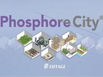 Eiffage lance l'appli  PhosphoreCity