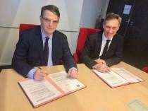 Construction bois : un partenariat est signé ...