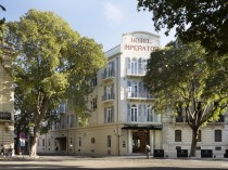 À Nîmes, une rénovation royale pour l'hôtel Imperator