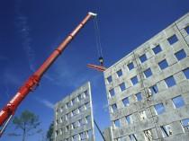 Construction neuve: la reprise s'accélère