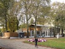 Une crèche itinérante se pose au jardin du Luxembourg