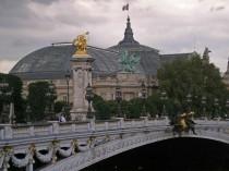Le projet initial de restauration du Grand Palais ...