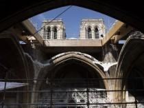 Deux ans après l'incendie de Notre-Dame de Paris, ...