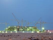 Chantiers au Qatar et travailleurs ...
