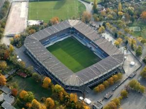 Coup d'envoi du projet de restructuration du stade ...