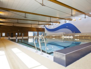 Un centre aquatique nouvelle