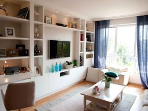 Un appartement de 180 m2 issu