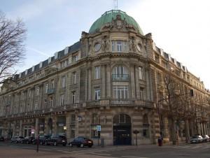 L'Hôtel des Postes de Lille