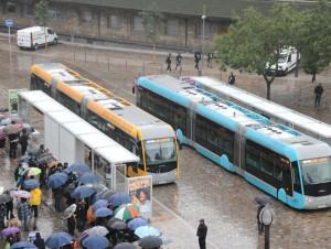 "Un ""mi-tram-mi bus"""