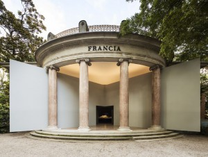 """Biennale de Venise : """"Le Pavillon français ..."""