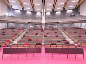 Un nouvel amphi de 900 places