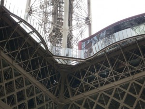 Tour Eiffel : un vertigineux