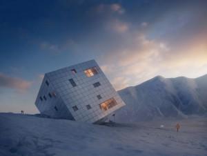 L'architecture de montagne à
