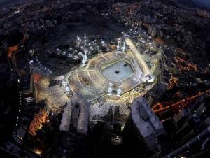 Accident de grue à la Mecque