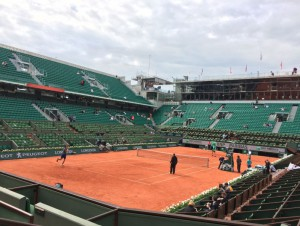 Roland-Garros : la modernisation de nouveau ...