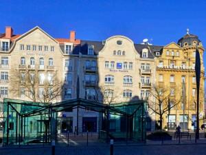 Rénovation historique pour le siège d'une banque ...