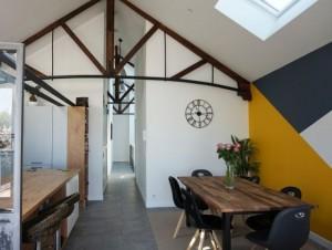 Transformer un garage en loft, un exemple réussi
