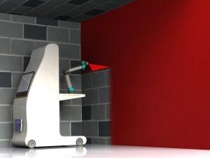 Un robot-peintre pour assister