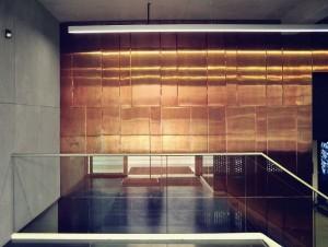 European Copper : Quatre réalisations cuivrées ...