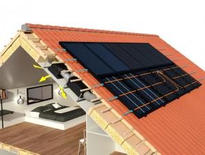 Un système aérovoltaïque affiné pour ...