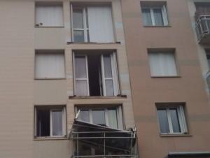 Le rapport sur les risques liés aux balcons ...