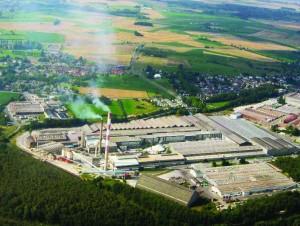 Nord : le site AGC de Boussois retrouve son éclat