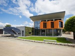 Maison Yrys, des innovations