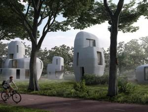Voudriez-vous habiter des maisons-rochers, ...