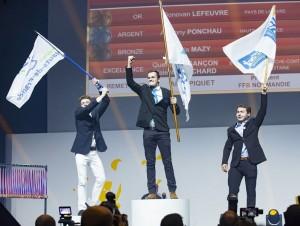 Olympiades des métiers : 35 médailles pour les ...