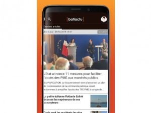La nouvelle application Batiactu est disponible