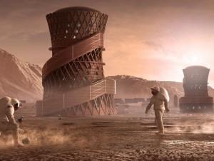 Voilà à quoi pourrait ressembler l'habitat des ...