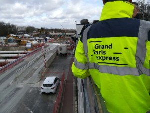 Grand Paris Express : la SGP envisage de modifier ...