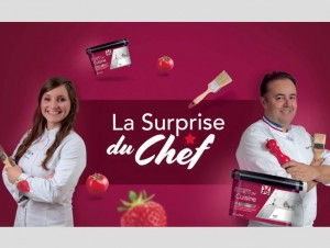 La surprise du chef selon V33