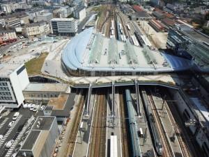 A Rennes, une nouvelle gare pour s'adapter à ...