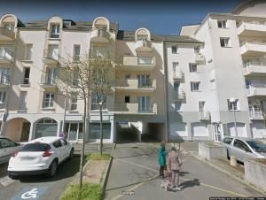 Un nouveau balcon s'effondre à Saint-Malo