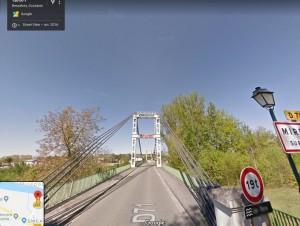 Haute-Garonne: un pont s'effondre, une ...