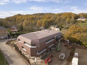 Aveyron : un bâtiment public flambant neuf se ...
