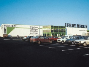 Le saviez-vous ? Leroy Merlin est le fruit d'une ...