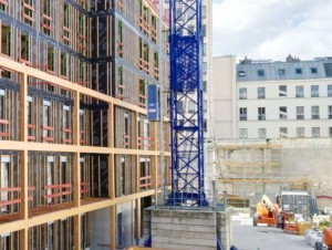 Dans le 19e arrondissement de Paris, des logements ...