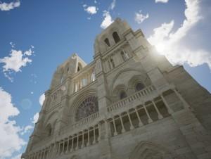 Découvrez ce scan 3D de Notre-Dame de Paris, ...