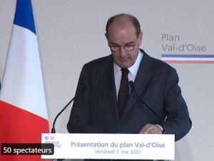 Jean Castex confirme l'urbanisation du Triangle de Gonesse