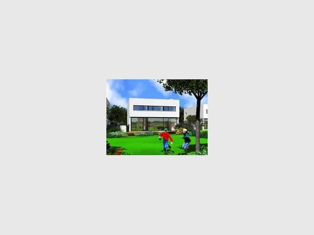 Des maisons d?architecte fleurissent à Gif-sur-Yvette