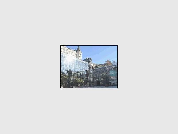 Remise du prix AMO (architecture et maîtres d'ouvrage) 2002
